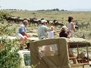 3 Days Safari Tour in Queen Elizabeth National Park, Uganda