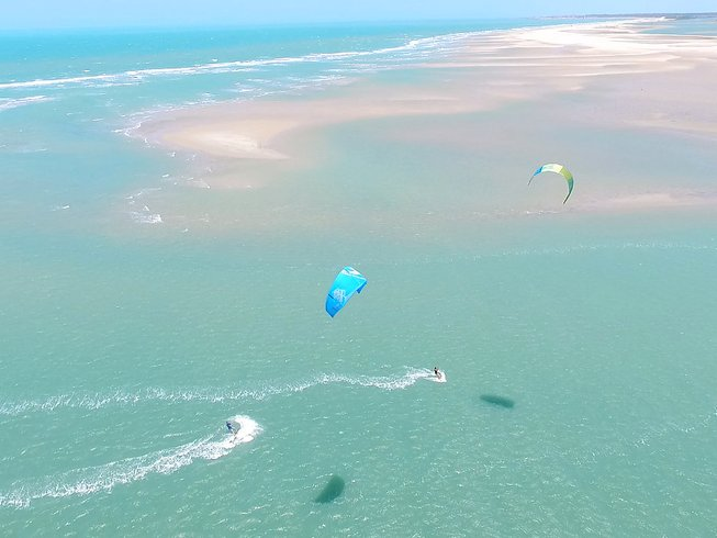 8 Days Refreshing Yoga Vacation and Kite Surf Camp in Ceara, Brazil