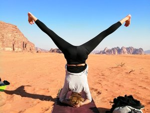 7 Day Wonder Woman Tour Yoga Retreat Jordan