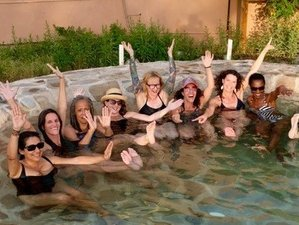 4 Day Women's Hot Springs and Yoga Retreat in Truth or Consequences, New Mexico
