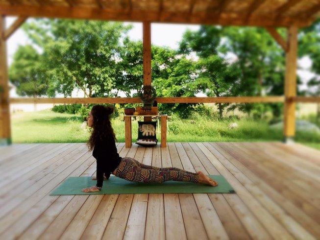 8 Tage Wein und Yoga Urlaub in der Toskana, Italien