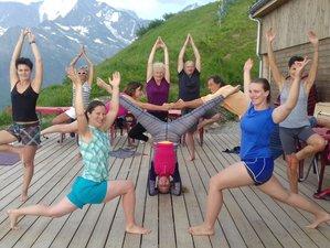 7 jours en stage de yoga et randonnée en Chartreuse, France