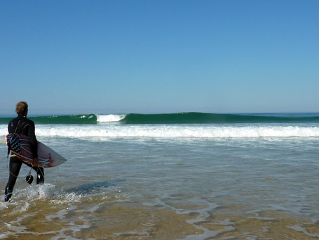 8 Days West Coast Surfing, Meditation and Yoga Retreat Portugal