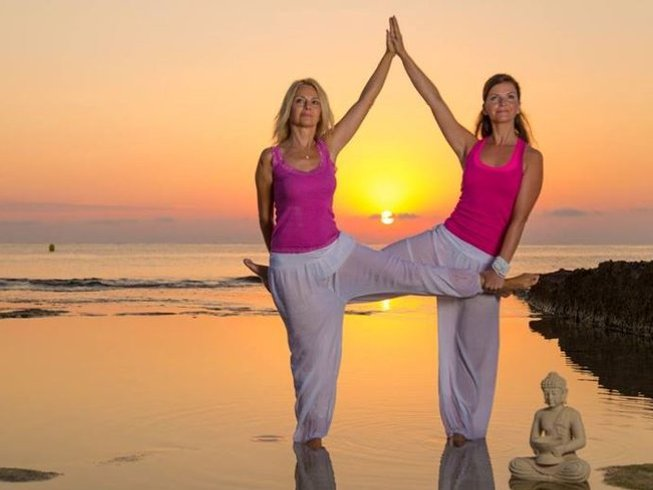 4 Days Detox and Yoga Retreat in Spain