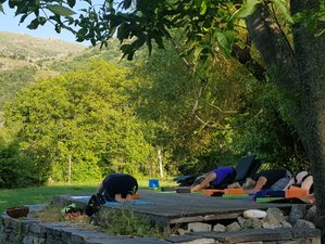 5 jours en week-end de yoga, bien-être et randonnées à Banyuls-Sur-Mer, Côte Vermeille