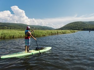 3 Days Weekend Glamping and SUP Camp in Nova Scotia, Canada