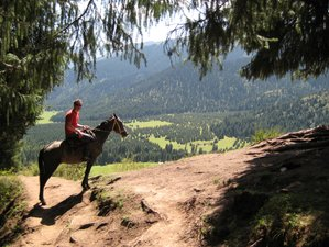 10 Day Discover Traditional Kyrgyzstan and Nomadic Culture Horseback Riding Holiday