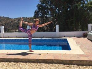 4 Tage Achtsamkeit, Selbstentwicklung und Yoga Urlaub in Andalusien, Spanien