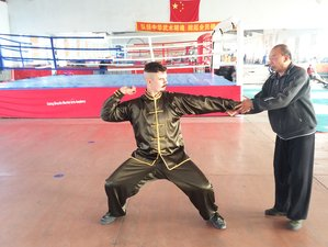 3 Years Authentic Shaolin Kung Fu, Wing Chun and Qigong, Training in Yehe mountain Siping, China