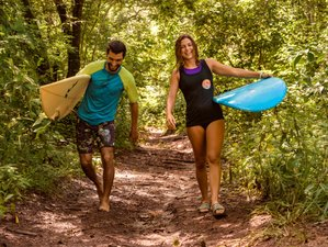 6 Day VIP Surf Camp in a Luxury Hotel in Tamarindo