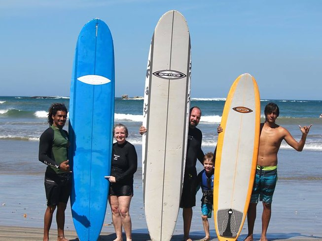 8 Days Beginner & Intermediate Surf Camp in Costa Rica