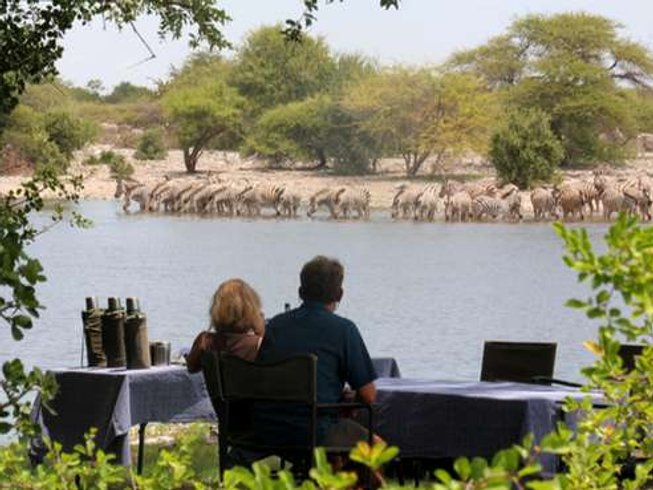 6 Days Horseback Riding Safari Botswana
