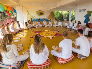22 Days 200 Hours Hatha & Ashtanga Vinyasa Yoga Teacher Training Course in Goa, India