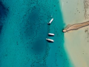 8 Tage Luxus Kite Safari auf dem Roten Meer