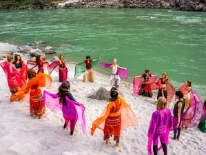 200hr Yoga & Traditional Tantra Teacher Training in the Indian Himalayas for Women