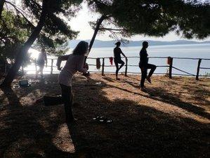 Qigong Yoga Retreat with Tao Training and Horses in Pelion, Greece