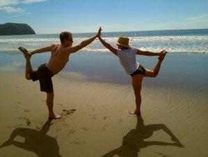 8 jours en retraite tropicale privée de yoga et méditation tantra pour couples à Nayarit, Mexique