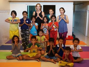 7 Days Volunteering Yoga Retreat in Cambodia