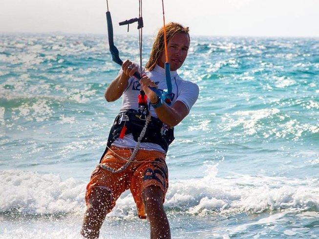 5 Days Kitesurfing Surf Camp in Jambiani, Zanzibar, Tanzania