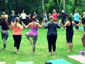 3 Day Women's Meditation and Yoga Retreat in Marcola, Oregon