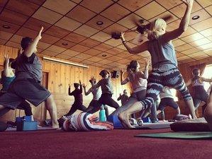 3 Days Awaken Your Inner Fire: Hot Springs Weekend Getaway and Yoga Retreat in California, USA