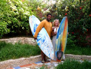7 Days Painting and Surfing Holiday in Agadir, Morocco