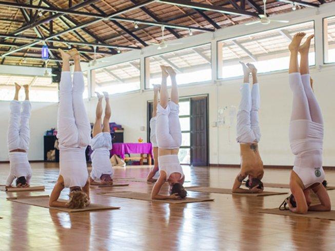 35 Days 200-hour Yoga Teacher Training in Thailand