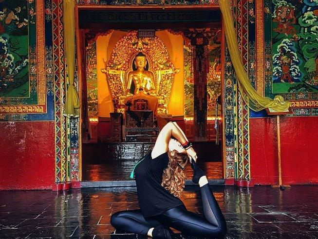 28 Days 200-Hour Ashtanga Vinyasa, Hatha, Power Vinyasa Yoga Teacher Training in Goa, India