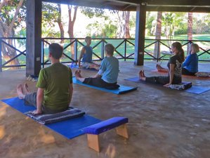 8 jours en stage de yoga au Costa Rica