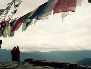 10 Connecting to the Sacred Yoga Retreat in Bhutan