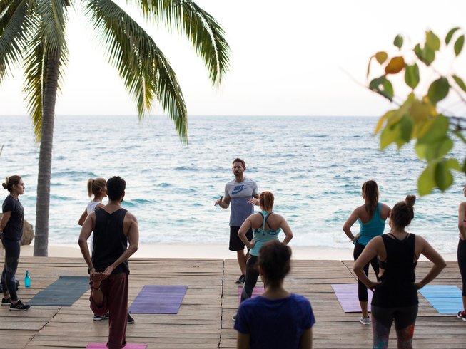 4 días retiro de yoga y bienestar integral en la Riviera Nayarit, México