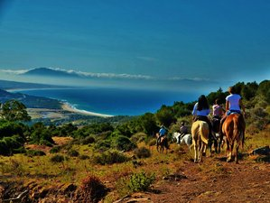 7 Day Natural Park with Intensive Horse Riding and Yoga Retreat in Tarifa, Cadiz