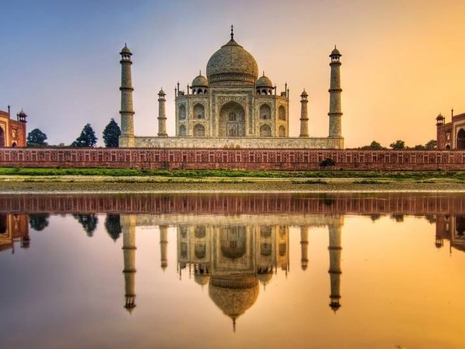 11 Days Culture and Yoga Holidays in India
