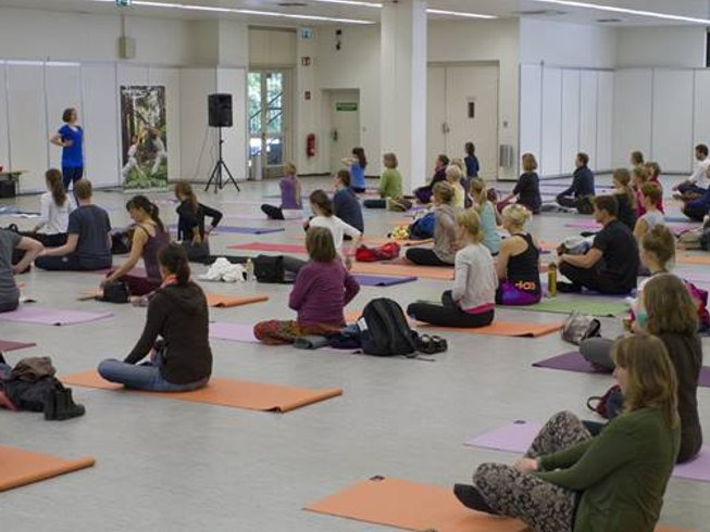 3 Days Forrest Yoga Retreat Germany