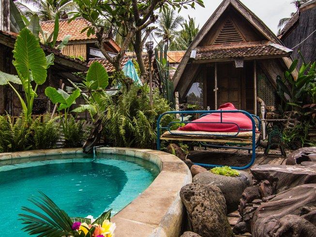 5-Daagse Anti-stress Meditatie en Yoga Retraite in Bali, Indonesië