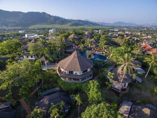 7 Days Ayuryoga Sandhi Wellness Yoga Retreat in Phuket, Thailand