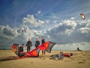 8 Days Beginner Kite Surf Camp Tarifa, Spain