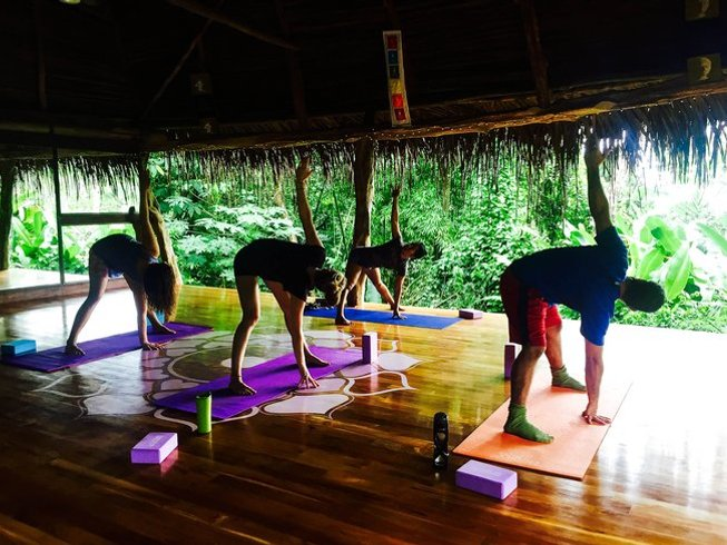 14 Days Spanish and Yoga Holiday in Costa Rica