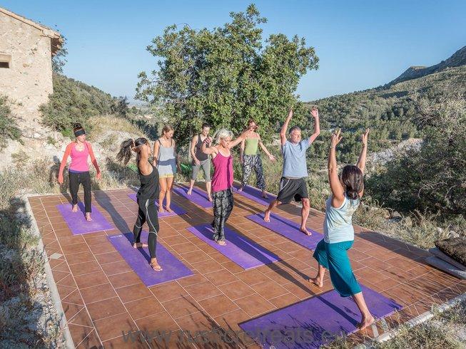 7 Day Five Elements Yoga Retreat in Murcia, Spain