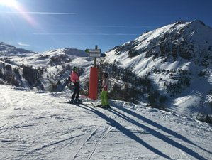 4 Days Ski-Snowboard or Mountain Wellness and Yoga Retreat in Sestriere, Italy