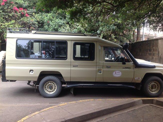 3 Days Safari in Masai Mara National Reserve, Kenya