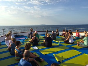 8 Days Raw Food, Cruise, and Yoga Retreat in Croatia