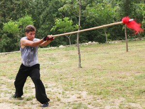 1 Month Kung Fu Holiday in China at Tianmeng Academy