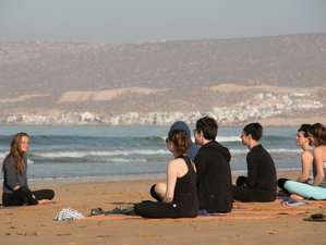 8 Days Surf and Yoga Retreat in Tamraght, Morocco