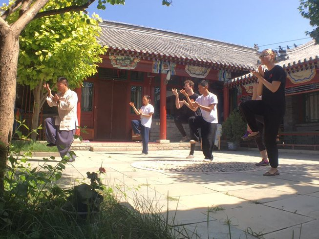 7 Days Kung Fu and Zen Training Retreat in Beijing