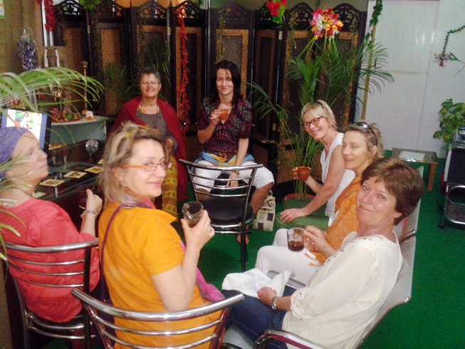 14 Days Introductory Yoga Course in Rishikesh, India