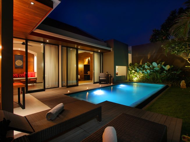 4 Days Luxury Surf and Yoga Retreat in Bali, Indonesia