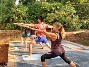 4 Day Personalized Wellness and Yoga Holiday in Goa