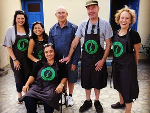 6 Day Authentic Culinary Vacation with Wine and Cheese Tasting in Karpathos, Dodecanese Islands