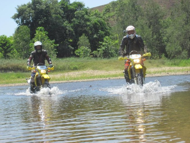 7 Days Trail Motorcycle Tour in Cape York, Australia